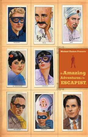 Michael Chabon Presents... The Amazing Adventures of the Escapist Volume 2 by Matt Kindt