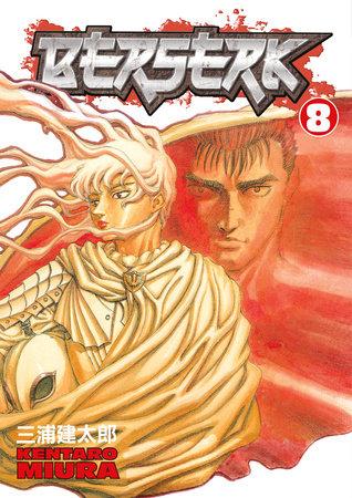 Berserk Volume 8 by Kentaro Miura