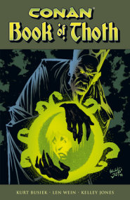 Conan: Book of Thoth