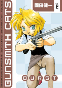 Gunsmith Cats: Burst Volume 2