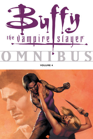 Buffy Omnibus Volume 4 by Various