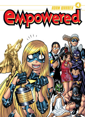 Empowered Volume 4 by Adam Warren