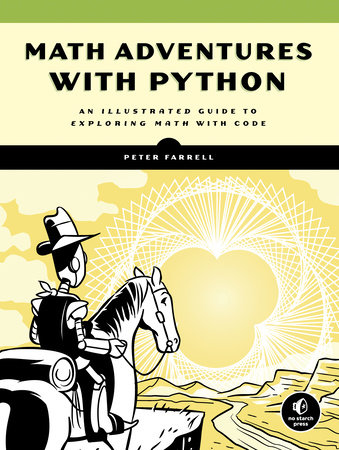 Math Adventures with Python by Peter Farrell