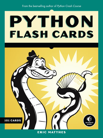 Python Flash Cards by Eric Matthes