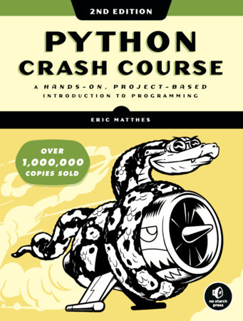 Python Crash Course, 2nd Edition
