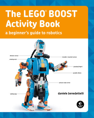 The LEGO BOOST Activity Book by Daniele Benedettelli