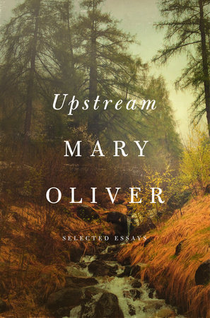 The cover of the book Upstream