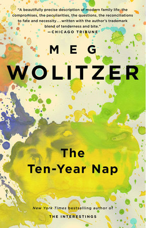 The Ten-Year Nap Book Cover Picture