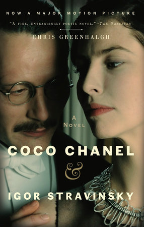 Coco Chanel & Igor Stravinsky by Chris Greenhalgh