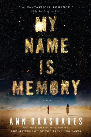 My Name is Memory Book Cover Picture