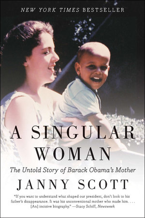 A Singular Woman Book Cover Picture
