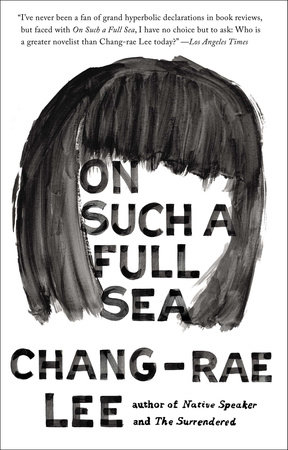 On Such a Full Sea Book Cover Picture