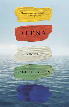 Alena Book Cover Picture