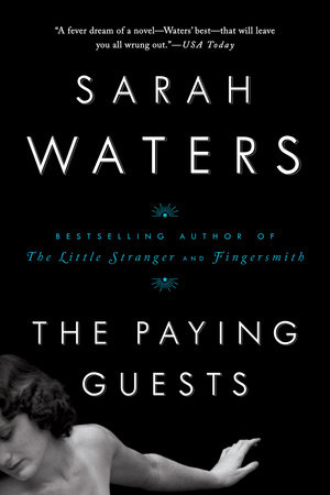 The Paying Guests Book Cover Picture