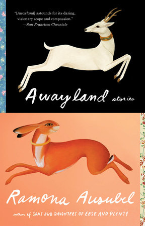 The cover of the book Awayland