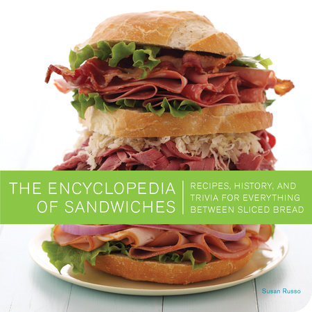 The Encyclopedia of Sandwiches Book Cover Picture
