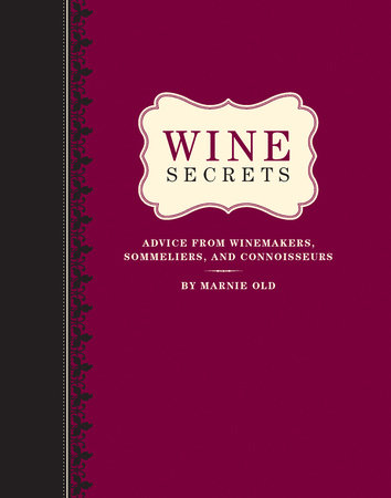 Wine Secrets by Marnie Old