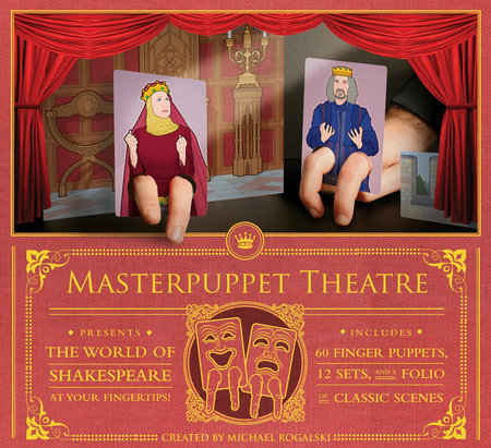 Masterpuppet Theater by William Shakespeare