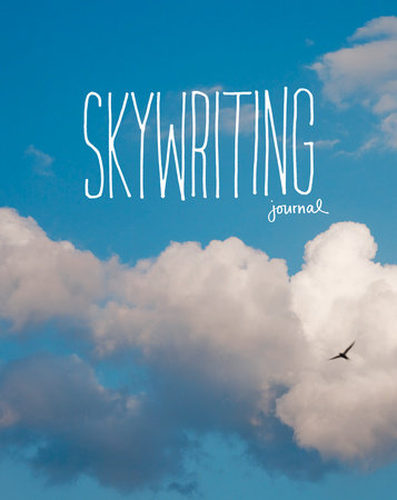Skywriting Journal by Byron Jorjorian