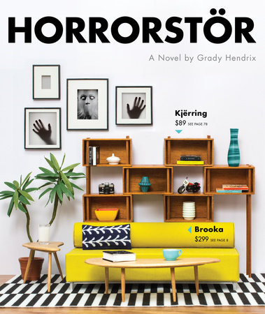 The cover of the book Horrorstor
