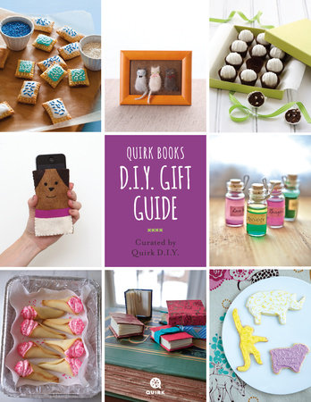 Quirk Books D.I.Y. Gift Guide by