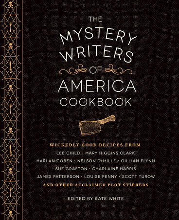 The Mystery Writers of America Cookbook by