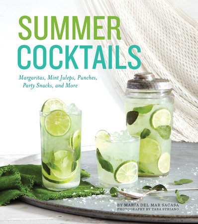 Summer Cocktails by Maria del Mar Sacasa