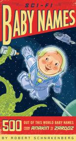 Sci-Fi Baby Names
