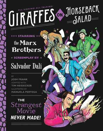Giraffes on Horseback Salad by Josh Frank and Tim Heidecker