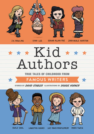 Kid Authors by David Stabler