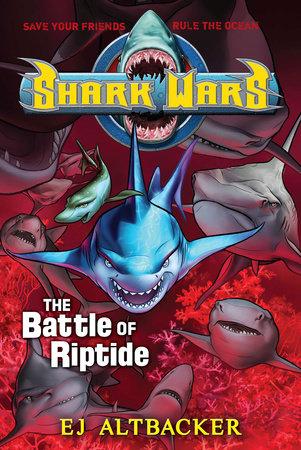 Shark Wars #2 by EJ Altbacker
