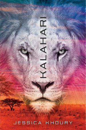 Kalahari by Jessica Khoury