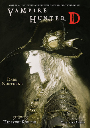Vampire Hunter D Volume 10: Dark Nocturne