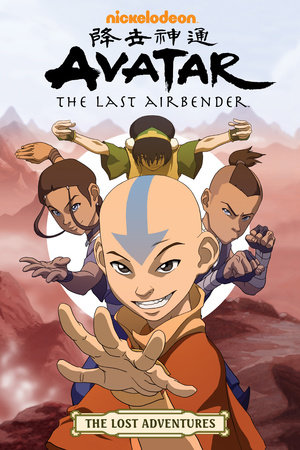 Avatar: The Last Airbender - The Lost Adventures by Various and Bryan Koneitzko