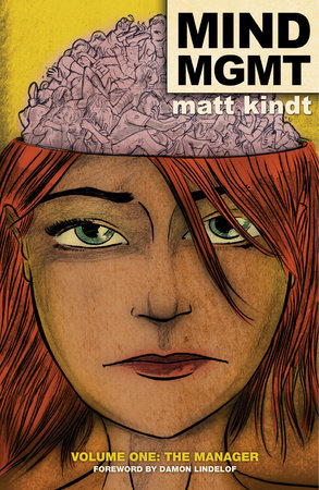 MIND MGMT Volume 1: The Manager by Matt Kindt