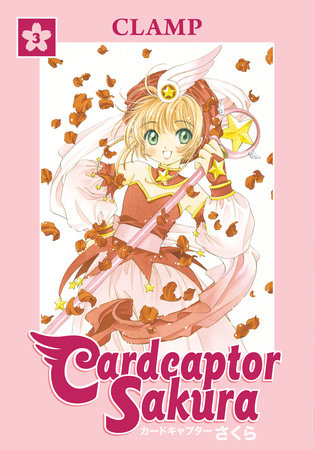 Cardcaptor Sakura Volume 3 by CLAMP