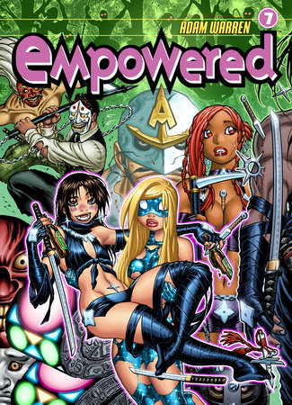 Empowered Volume 7