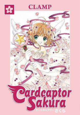 Cardcaptor Sakura Volume 4 by CLAMP