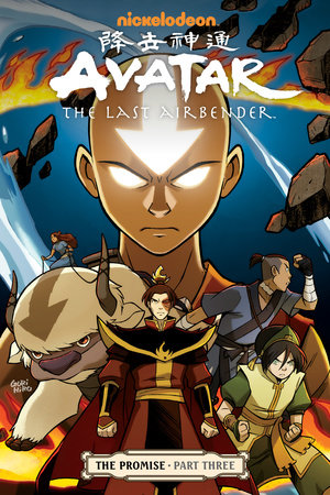 Avatar: The Last Airbender - The Promise Part 3 by Gene Luen Yang and Bryan Koneitzko