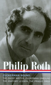 Philip Roth: Zuckerman Bound: A Trilogy & Epilogue 1979-1985 (LOA #175)