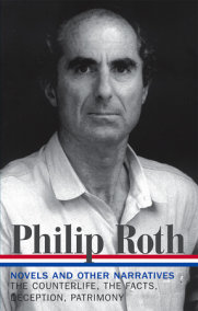 Philip Roth: Novels & Other Narratives 1986-1991 (LOA #185)