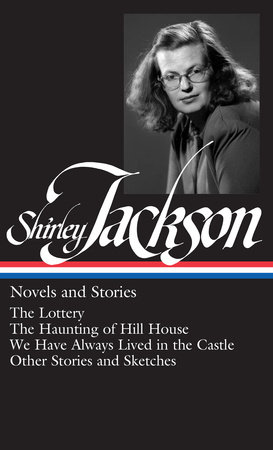 Shirley Jackson: Novels and Stories Book Cover Picture