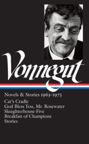 Kurt Vonnegut: Novels & Stories 1963-1973 (LOA #216)