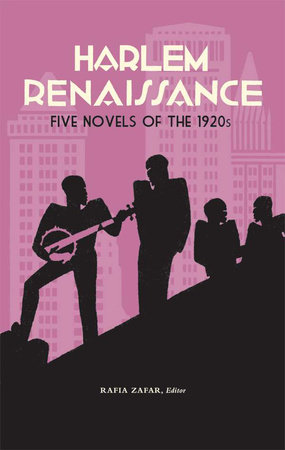 Harlem Renaissance: Five Novels of the 1920s (LOA #217)