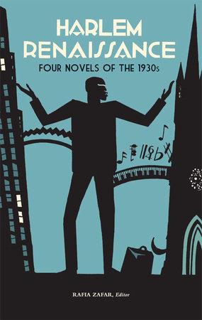 Harlem Renaissance: Four Novels of the 1930s (LOA #218) by