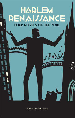 Harlem Renaissance: Four Novels of the 1930s (LOA #218)