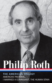 Philip Roth: The American Trilogy 1997-2000 (LOA #220)