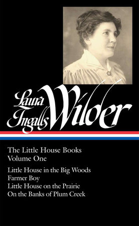 The cover of the book Laura Ingalls Wilder: The Little House Books Vol. 1