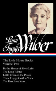 Laura Ingalls Wilder: The Little House Books Vol. 2 (LOA #230)