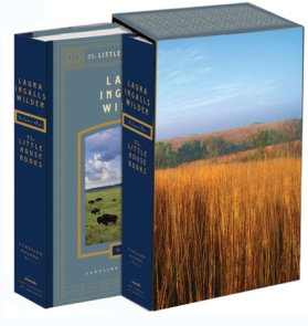 Laura Ingalls Wilder: The Little House Books: The Library of America Collection